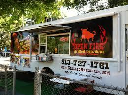100 Food Trucks In Tampa Hackknife Northeast Open Fire Grilled Brazilian Truck