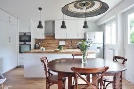amenager une cuisine en longueur comment amenager une en longueur avec charmant comment am