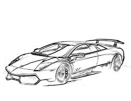 Epic Lamborghini Coloring Pages 35 With Additional For Adults