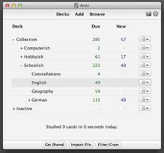 anki shared decks anki 2 0 user guides