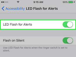 2 Easy Ways to Make iPhone Flash when Receiving a Text wikiHow