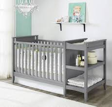 Burlington Crib Bedding by Nursery Modern Design Baby Crib With Changing Table Attached