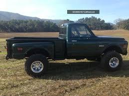 100 1972 Chevy Truck 4x4 Stepside