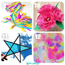 16 Of The Best Tissue Paper Crafts For Kids That Will Have Them Exploring And Experimenting