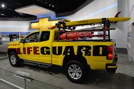 2015 Chevrolet Colorado Lifeguard Truck: LA 2013 Photo Gallery ...