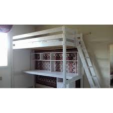 lit mezzanine 1 place bureau integre lit mezzanine conforama pas cher ou d occasion sur priceminister