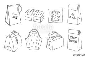 Various Lunch Boxes And Lunch Bags Set Eco Bag Sandwich Box Easy
