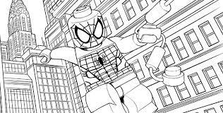 Free Coloring Pages Of Lego Marvel Download Print