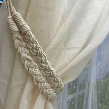 Antler Curtain Tie Backs by Curtain Tiebacks Ebay