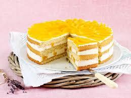 pfirsich lavendel torte