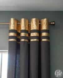 Umbra Cappa Curtain Rod Brass by Umbra Cappa 66 To 120 Inch Adjustable Window Curtain Rod Set In