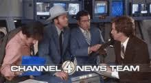 News Team Anchorman GIF