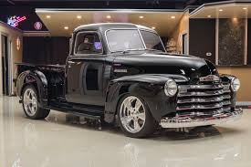 1951 Chevrolet 3100 5 Window Pickup Pro Touring For Sale #69898 | MCG