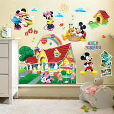 Mickey Mouse Bathroom Accessories Uk by Wall Ideas Mickey Mouse Wall Art Mickey Mouse Clubhouse Canvas