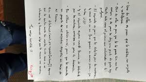 Ejemplos De Cartas Para Amigos Invisibles