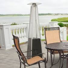 Patio Furniture Under 10000 by Standing Patio Heaters You U0027ll Love Wayfair