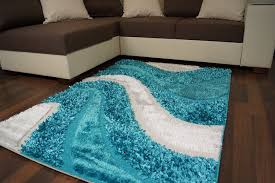 wohnzimmer türkis design