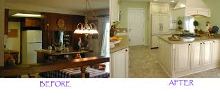 14 Photos Gallery Of Best Small Kitchen Remodel Before And After