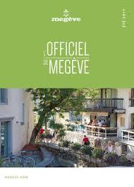 Location De Linge De Maison Pressing Perce Neige L Officiel De Megève Eté 2017 By Megève Officiel Issuu