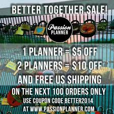 Passion Planner - For A Limited Time, Buy One Planner Get ... The Life Planner How You Can Change Your Life And Help Us Passion Planner Coach That Fits In Bpack Professional Postgrad Coupon Code Brazen And Stickers Small Sized Printable Spring Chick Digital Download 20 Dated Elite Black Clever Fox Weekly Review Pros Cons A Video Walkthrough Blue Sky Coupon Code Red Lobster Sept 2018 Friday Wii Deals Bumrite Diapers One World Observatory Tickets Cost Inside Look Of The Commit30 Planners Star