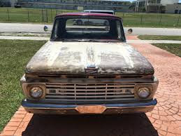 Ford Unibody Truck For Sale