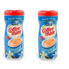 Nestle Coffee Mate Powdered Creamer French Vanilla 15 Oz 2 Packs
