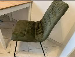 stühle 2x esszimmer küchenstühle wohnstühle mömax