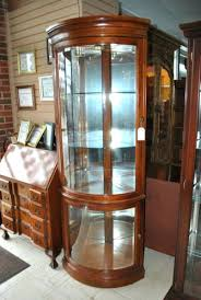 curio cabinets with lights glass curio cabinets with lights curio