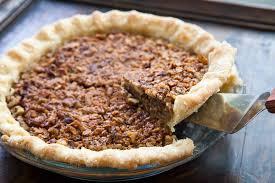 Paleo Maple Pumpkin Custard by Walnut Maple Pie Recipe Simplyrecipes Com