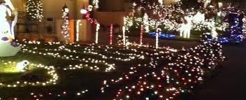 Alameda Christmas Tree Lane by Christmas Card Lane Rancho Penasquitos Christmas Lights See