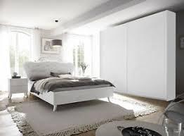 details zu schlafzimmer komplett kleiderschrank bett weiß ausführung wählbar 555050
