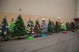 Fourth Annual Christmas Tree Donation Helps Make The Season Bright For Families In Need