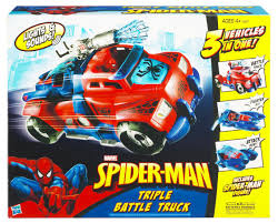 Sneak Peek: Spider-Man Triple Battle Truck - Graphic Policy 12 Scale Marvel Legends Shield Truck Vehicle Spiderman Lego Duplo Spiderman Spidertruck Adventure 10608 Ebay Disney Pixar Cars 2 Mack Tow Mater Lightning Mcqueen Best Tyco Monster Jam For Sale In Dekalb County Popsicle Ice Cream Decal Sticker 18 X 20 Amazoncom Hot Wheels Rev Tredz Max D Coloring Page For Kids Transportation Pages Marvels The Amazing Newsletter Learn Color Children With On Small Cars Liked Youtube Colours To Colors Spider Toysrus