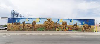 Denver Airport Murals Painted Over by 25 Things We Love About Albuquerque