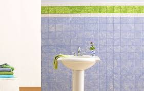 Bathroom Tile Paint Colors by Fair 70 Painting Tile In Bathroom Design Decoration Of Best 25