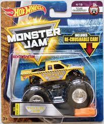 100 Monster Trucks Names List Of 2018 Hot Wheels Jam