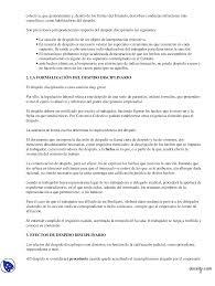 EL LLAMADO DE ATENCIÓN LABORAL POR ESCRITO O CARTA DE ADVERTENCIA 2