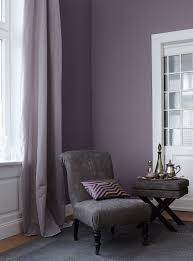 schlafzimmer lila grau streichen wandfarbe wohnen
