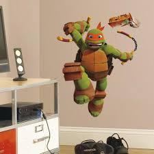 Ninja Turtle Decorations Nz by Teenage Mutant Ninja Turtles Wall Decals U0026 Wall Stickers Roommates