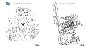 Click The Download PDF Button Below To Print May 2017 Calendar And Two Exclusive Coloring Pages Featuring Winnie Pooh Goofy