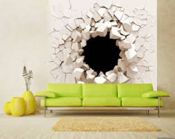 3D Self Adhesive Wallpaper Lips Wall Mural By 3DWallBoutique