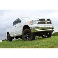 Zone Offroad Products D19 Ram 1500 Suspension Lift Kit 6