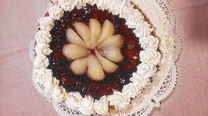 rezept für haselnusskuchen mit preiselbeeren