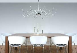 Chandelier Height Above Table Dining Room