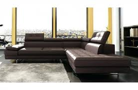 canapé luxe italien canape cuir de luxe canapé d angle en cuir de buffle design italien