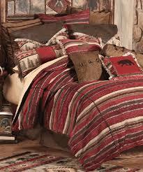 Rustic Bedding Sets Lodge & Log Cabin Bedding