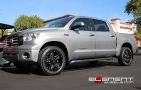 Toyota Tundra Wheels | Custom Rim And Tire Packages