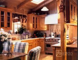 Mountain Kitchen Interior Landhausstil Küche Mountain Home Kitchen Landhausstil Küche Santa Barbara