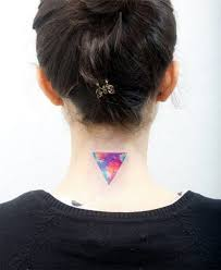 Small And Sexy Neck Tattoos For 2016