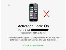 iPhone Activation Lock iCloud Check How to Check Activation Lock
